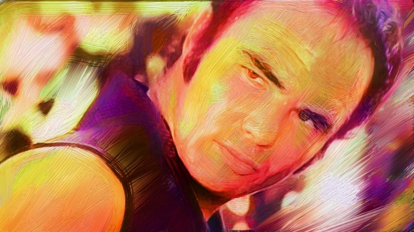 Burt Reynolds by Adzee